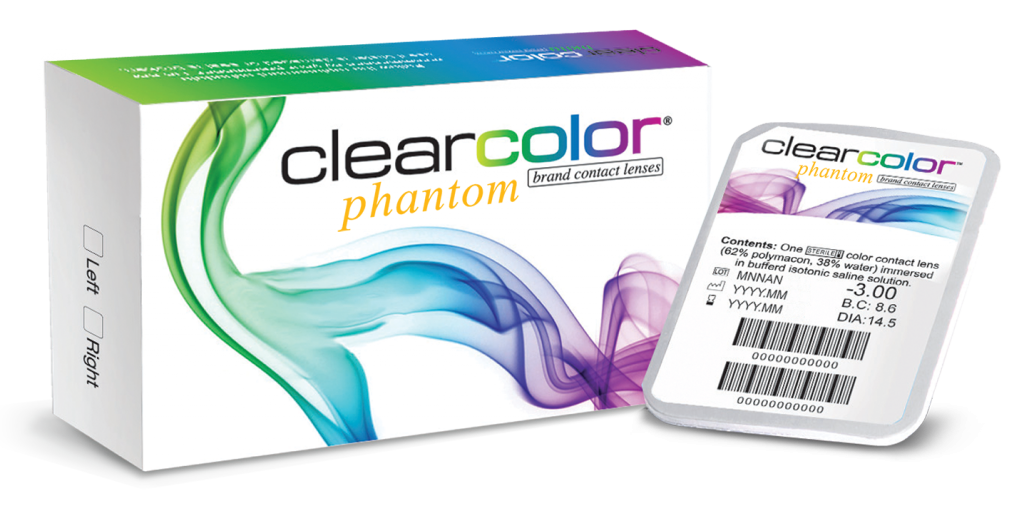 Clearcolor phantom
